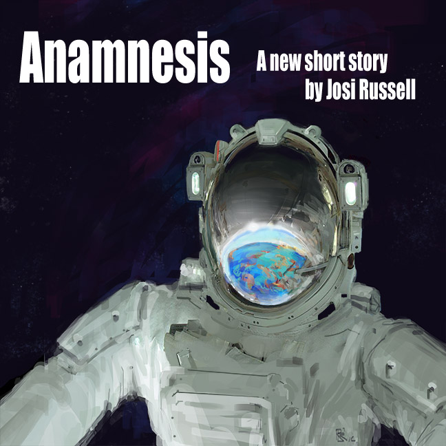 Anamnesis by Josi Russell wtype
